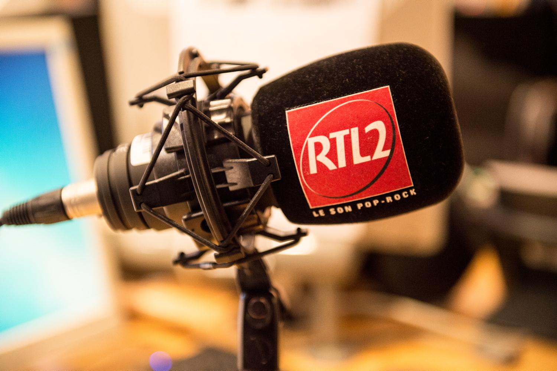 ©Gaël Dupret/MaxPPP, France, Paris le17-06-2016 : Radio RTL2