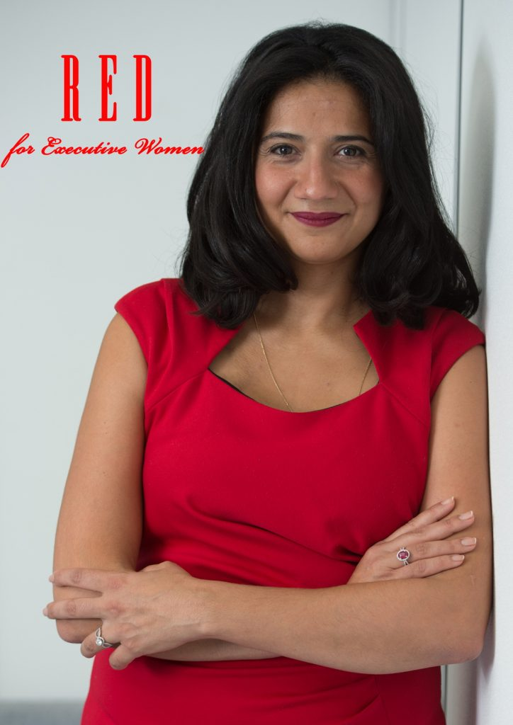 red-for-executive-women-affiche
