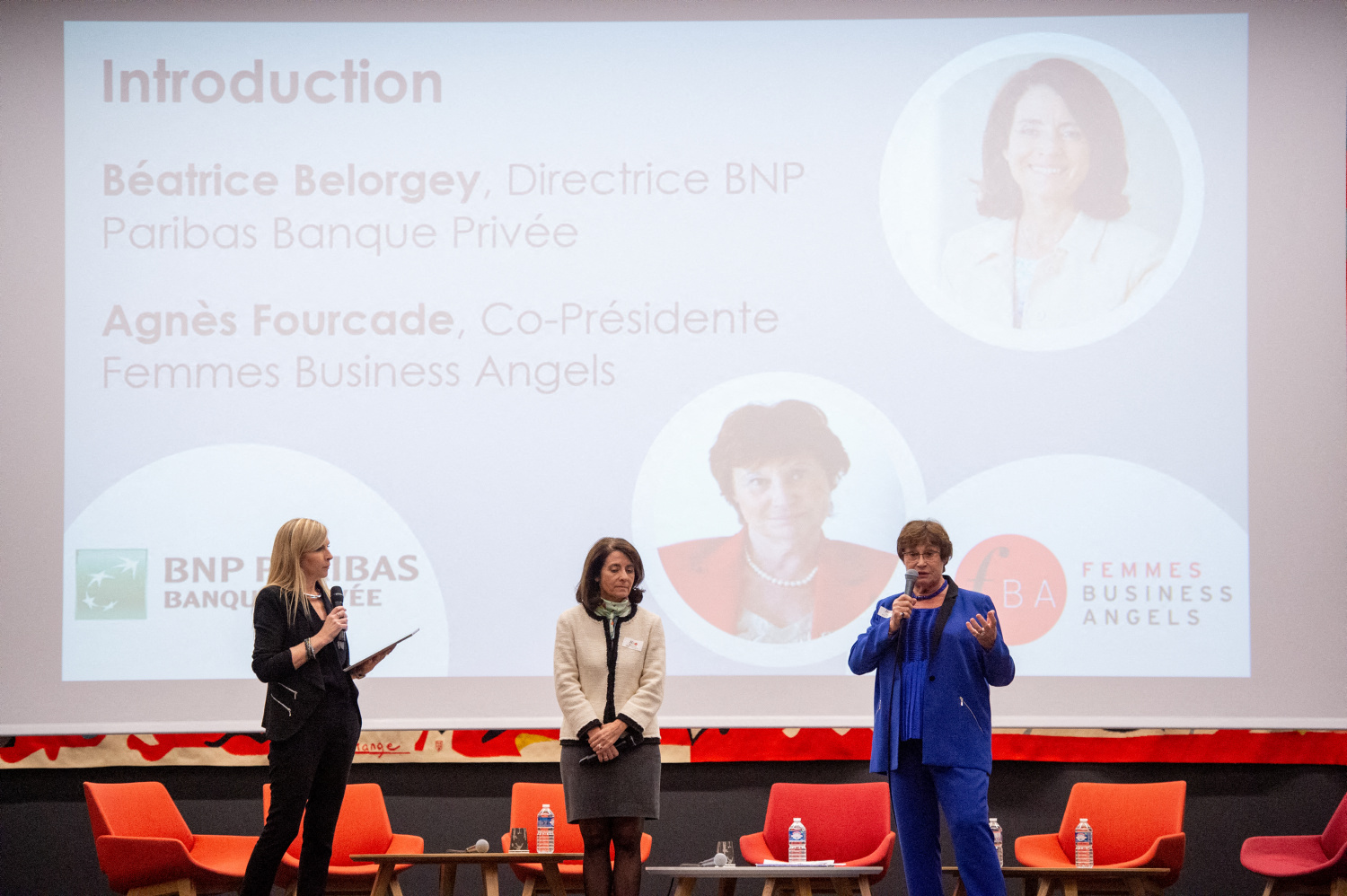 2ème édition du WINDAY Paris par FBA - Femmes Business Angels.