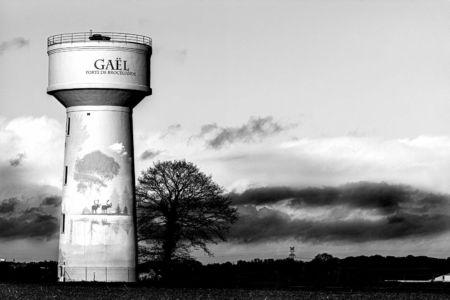 Château d'eau de Gaël