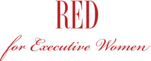 Logo RED for Executive Women