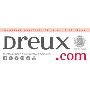 ©Ville de Dreux, France, Dreux le<br /> 2018-11-02 : Dreux.com - Magazine municipale de la ville de Dreux<br /> Photo : Le magazine Dreux.com et le site internet de la ville de Dreux, presse magazine institutionnelle locale, parlent du photographe Gaël Dupret et de son activité artistique.